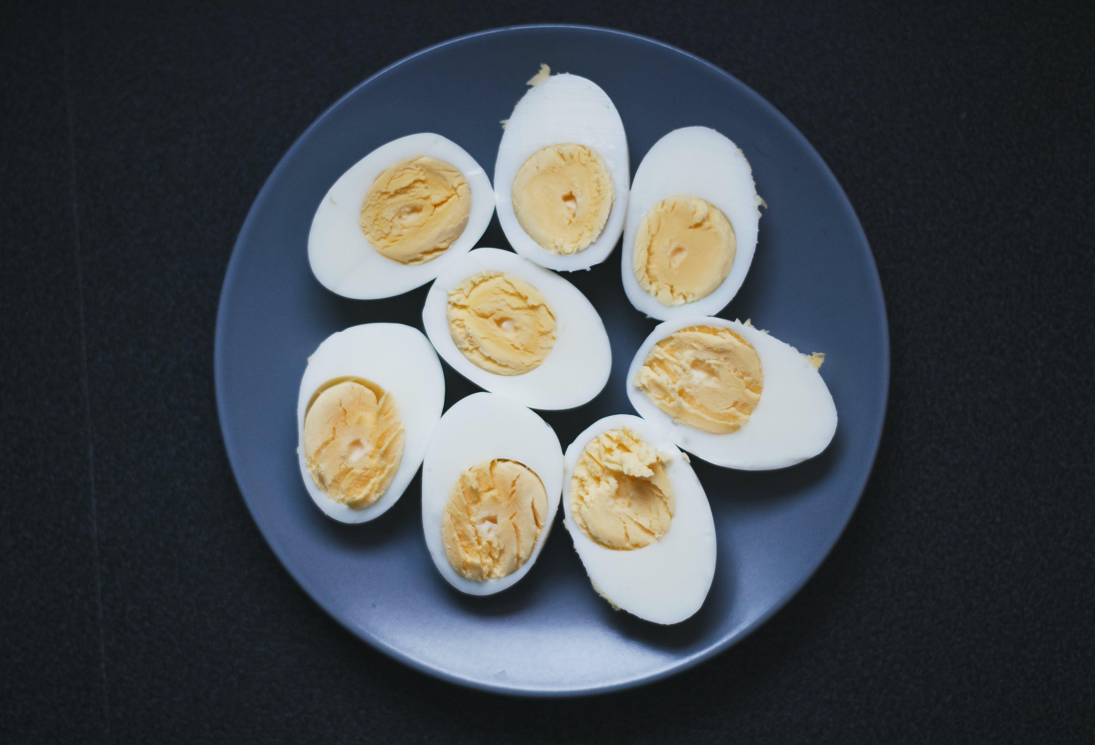 Free stock photo of dinner, eggs