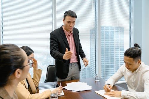 Foto stok gratis bisnis, kerja, menjelaskan