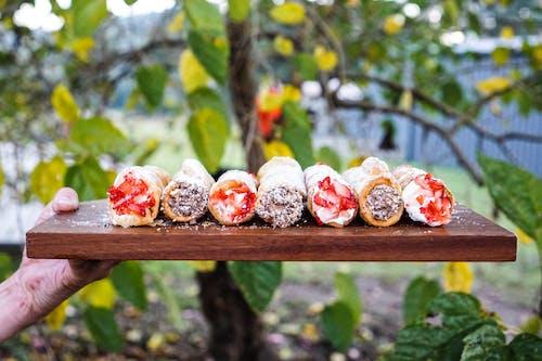 Δωρεάν στοκ φωτογραφιών με cannoli, αναψυκτικό, γευστικός