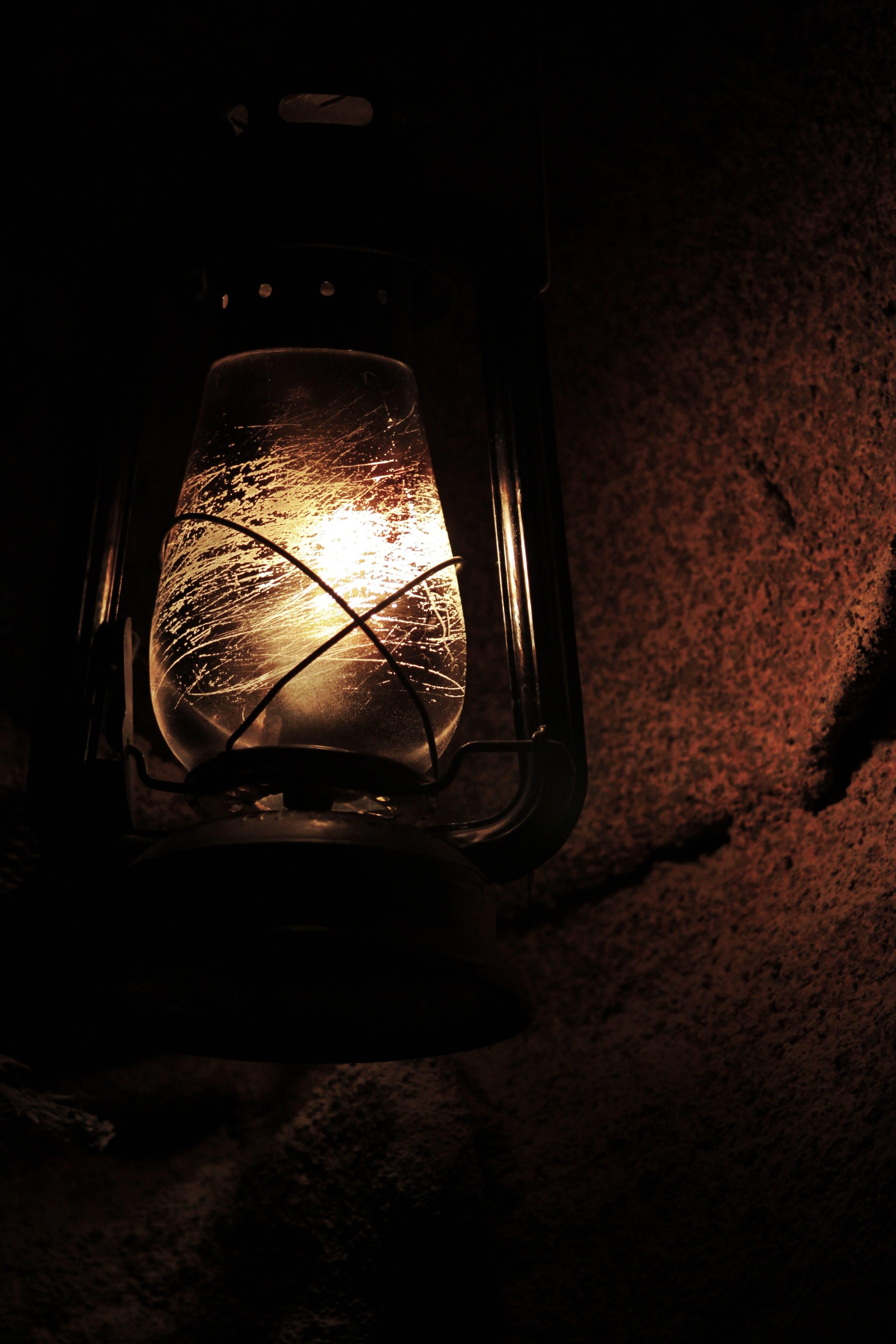Free stock photo of contrast, gaslamp, light, wild west