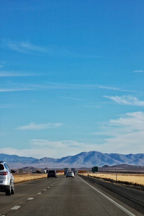 batı, dağlar, Teksas, yol içeren Ücretsiz stok fotoğraf