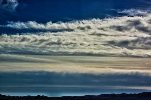 bulutlar, gökyüzü içeren Ücretsiz stok fotoğraf