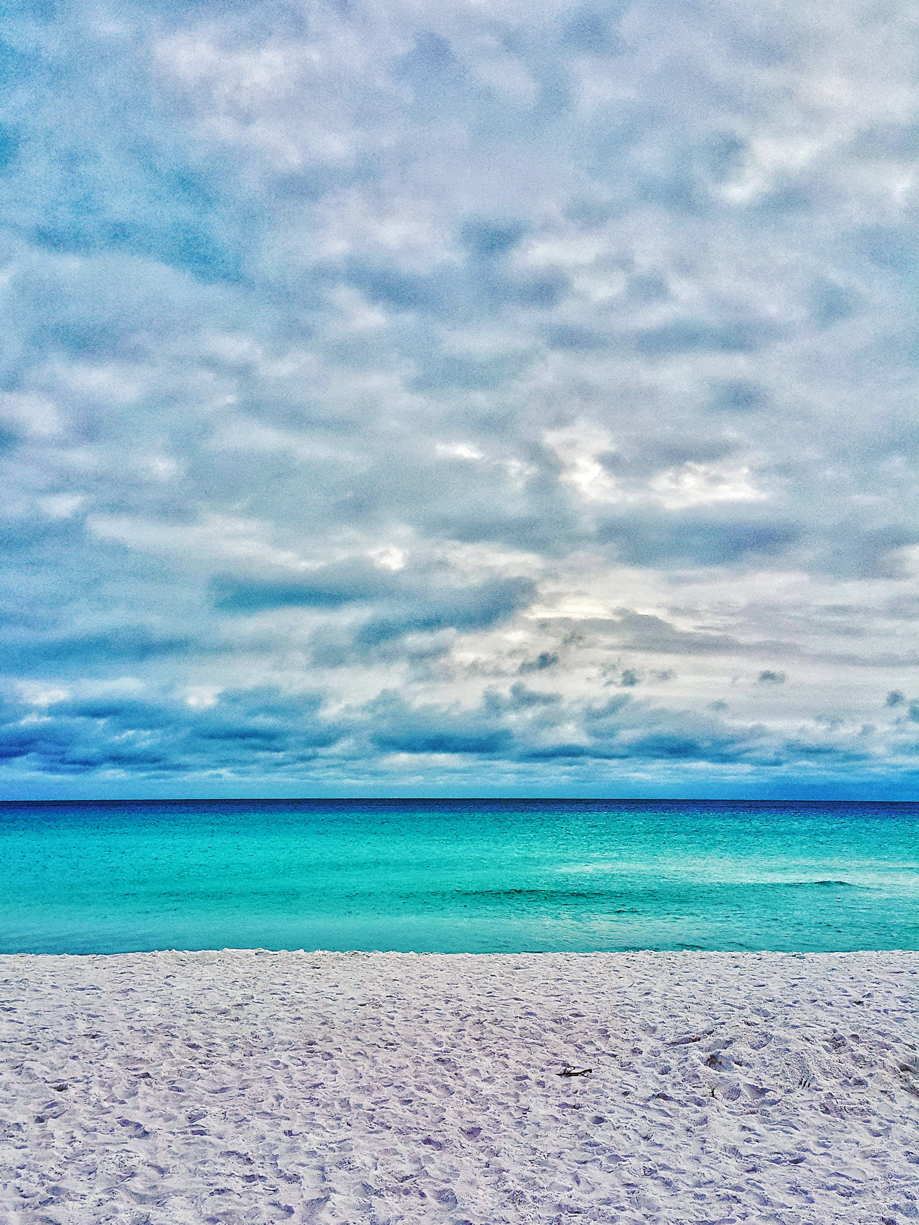 Free stock photo of beach, clouds, element, nature