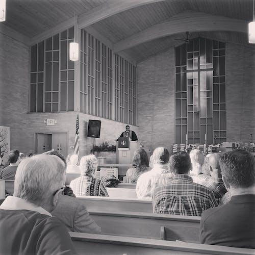 Ảnh lưu trữ miễn phí về dịch vụ nhà thờ, nhà thờ