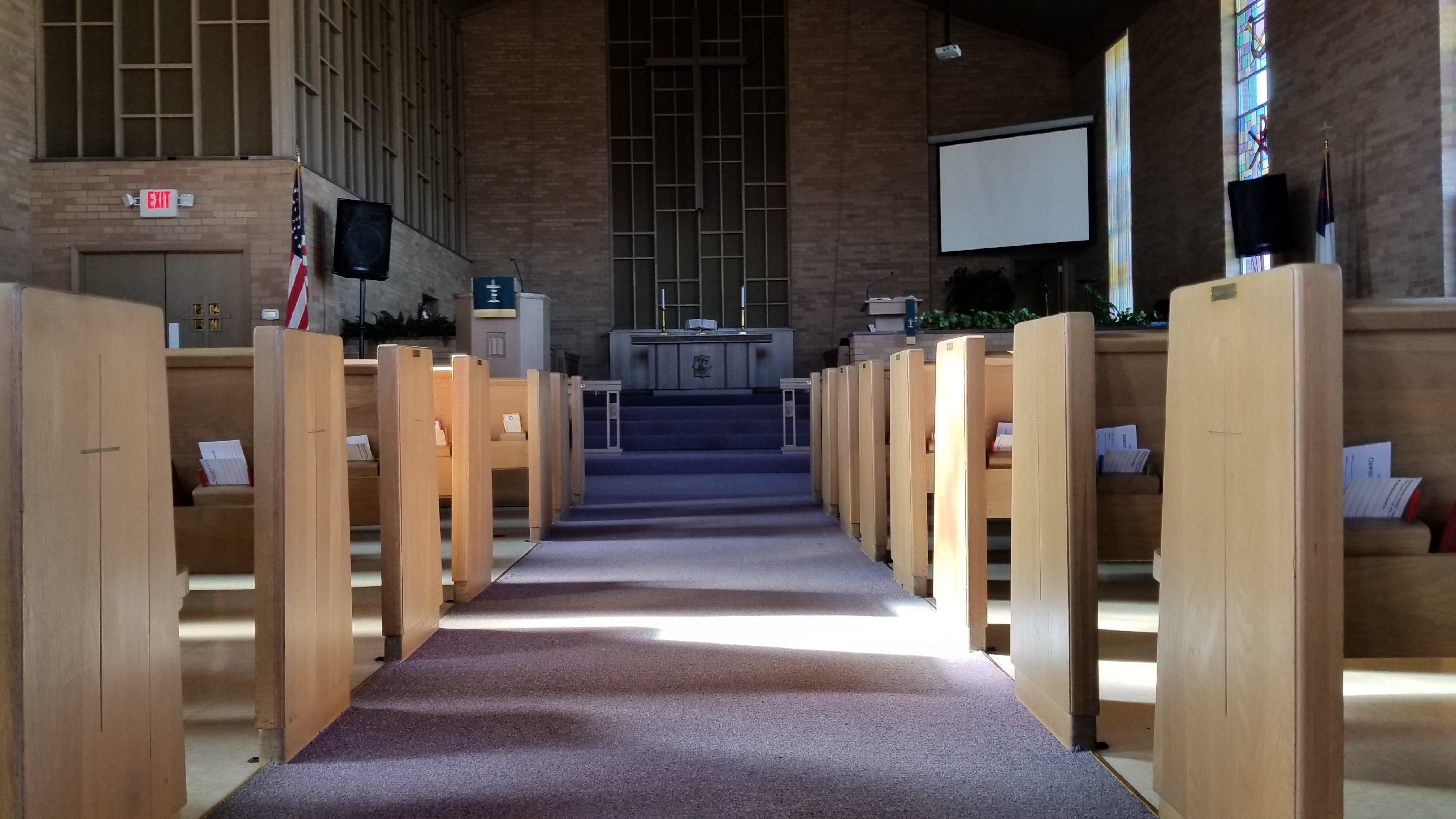 Gratis arkivbilde med kirke, kirkebygning