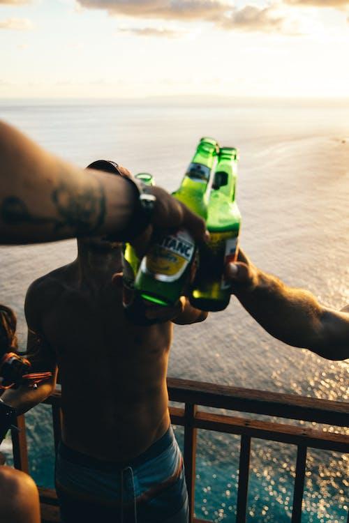Photos gratuites de adulte, bali, bière