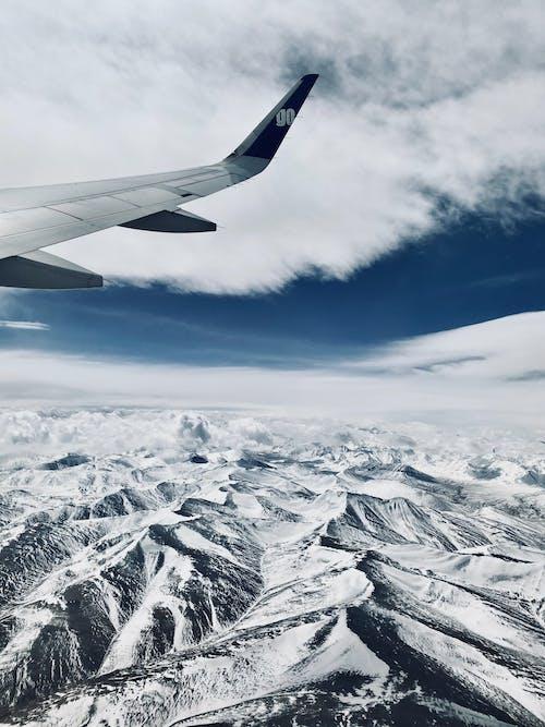 Free stock photo of adventure, aircraft, airplane