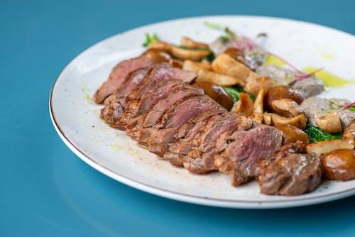 고기, 과즙이 많은, 돼지고기의 무료 스톡 사진