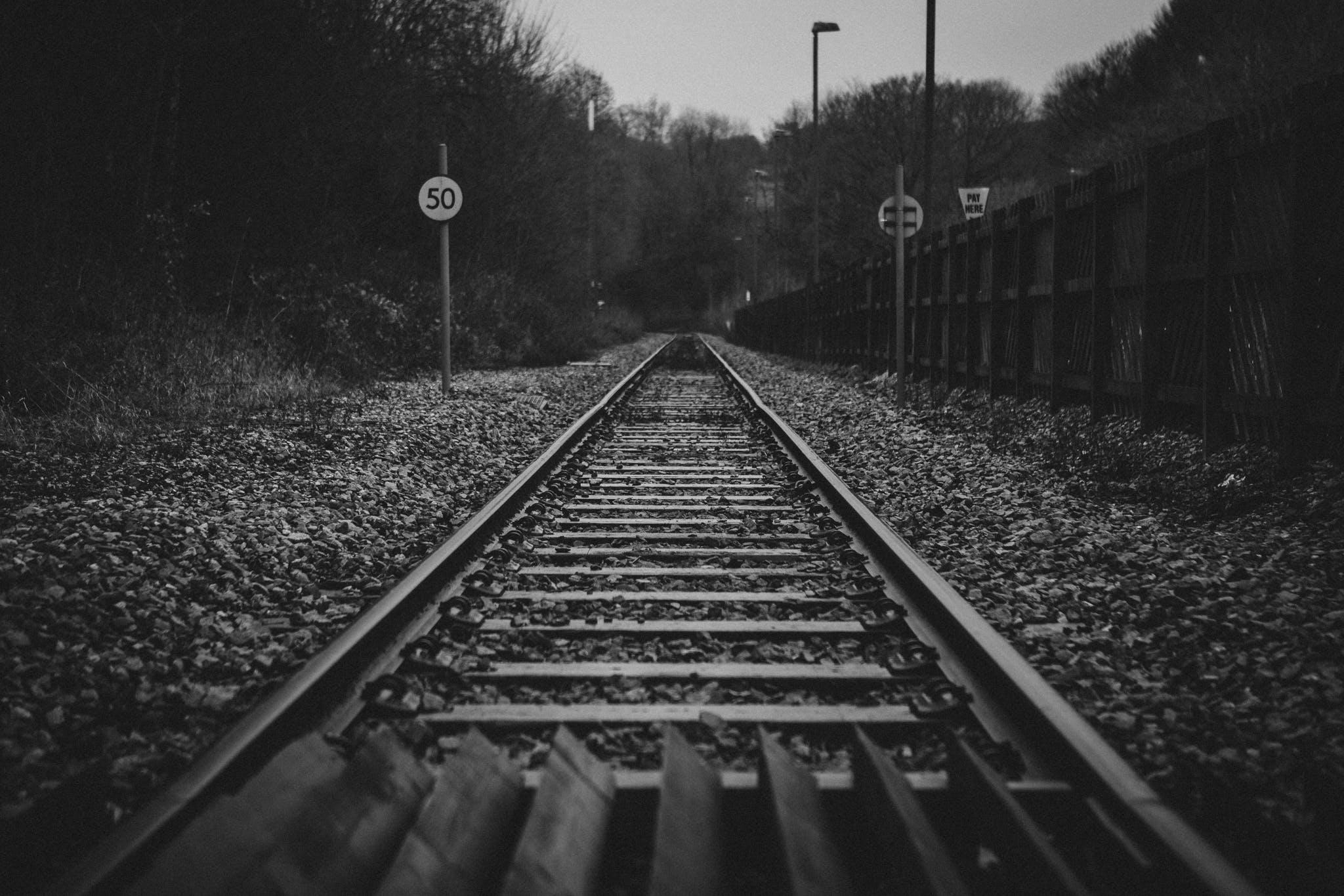 Free stock photo of street, train, urban, grunge