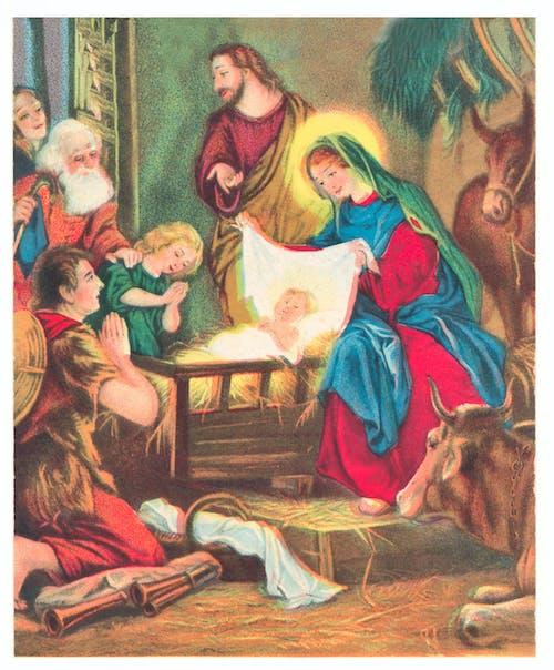 Free stock photo of bethlehem, birth of jesus, christmas