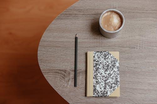 Foto stok gratis alat tulis, buku agenda, buku catatan