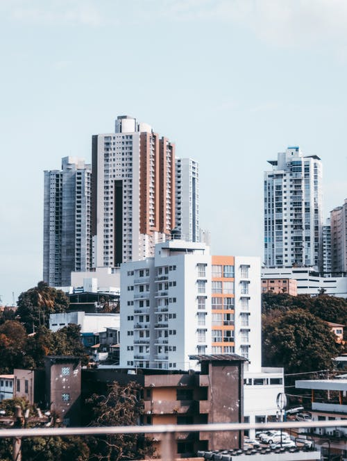 Buildings in a City