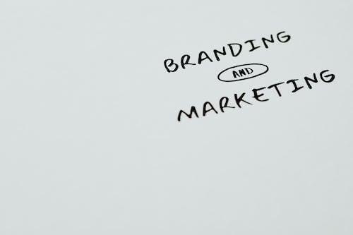 Foto profissional grátis de agência de marketing digital, branding, caligrafia