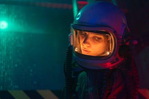 Imagine de stoc gratuită din adult, astronaut, călătorie