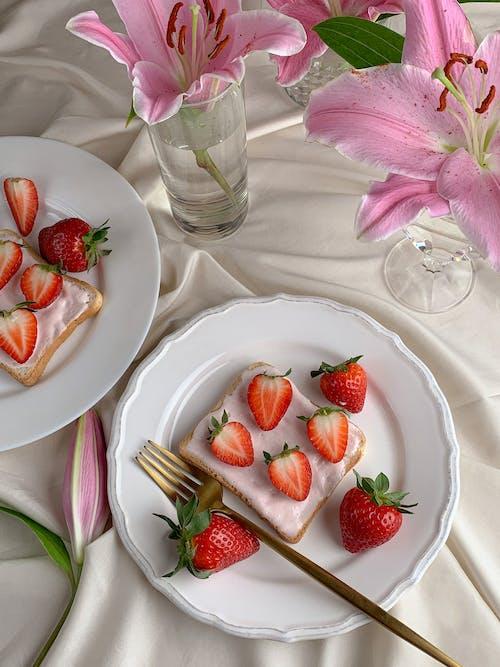 Free stock photo of berry, bowl, breakfast