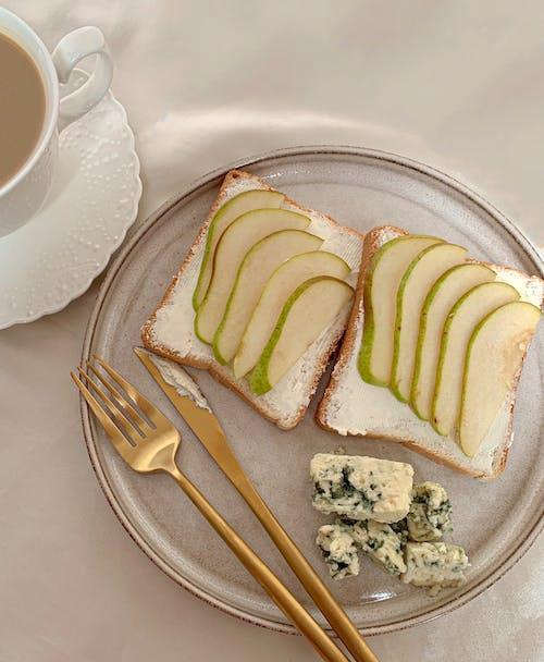 Free stock photo of bread, breakfast, breakfast in bed