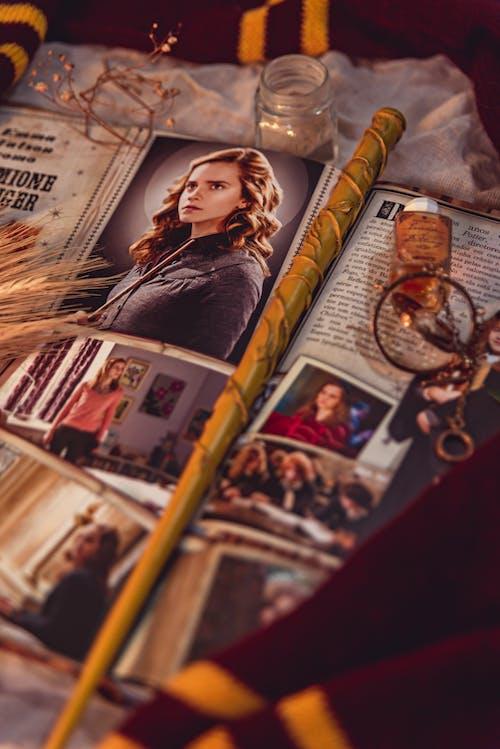 Kostnadsfri bild av harry potter, magi, wand