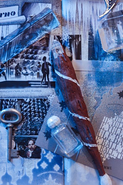 Kostnadsfri bild av blå, harry potter, kristall
