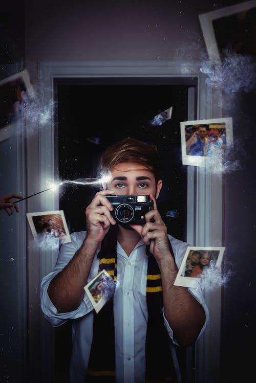 Kostnadsfri bild av fotografier, harry potter, magi