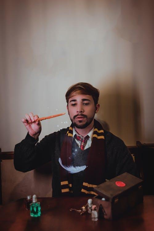 Kostnadsfri bild av harry potter, magi, person