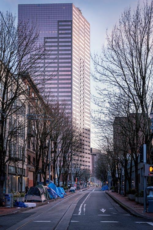 Foto stok gratis Arsitektur, bangunan, barang kaca