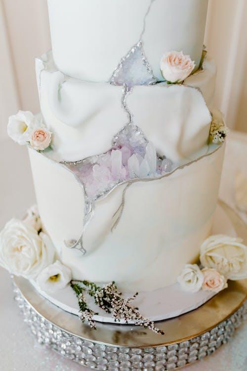Foto d'estoc gratuïta de accessoris del casament, aliances, amor
