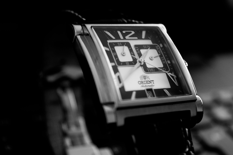 Free stock photo of automatic, clock, macro, time