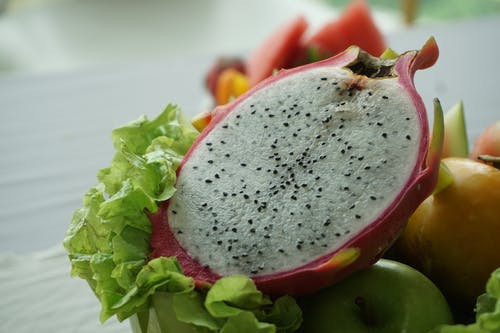 Free stock photo of dragon fruit, fruits