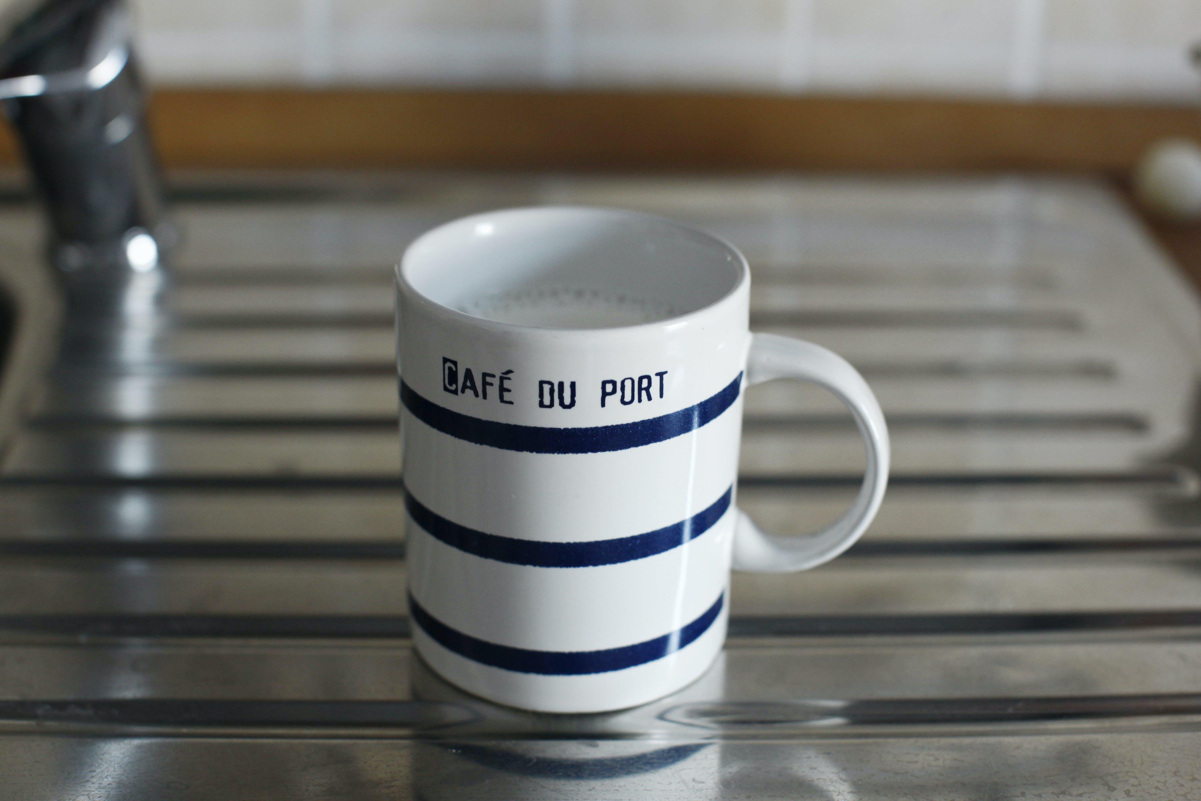 Základová fotografie zdarma na téma dřez, hrnek, hrnek na kávu, keramika