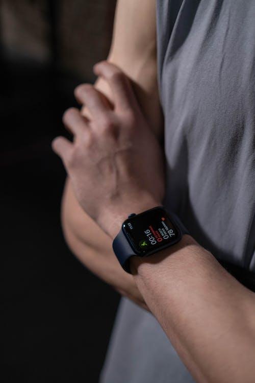 Ảnh lưu trữ miễn phí về công nghệ hiện đại, đồng hồ đeo tay, đồng hồ kỹ thuật số
