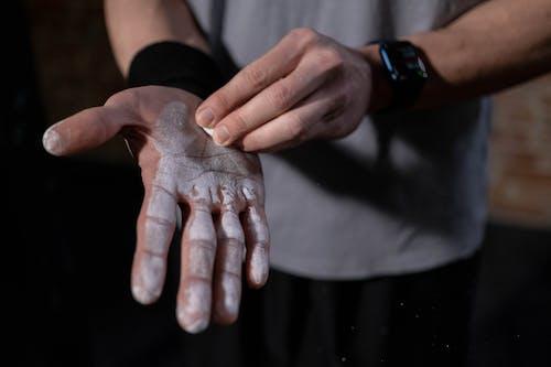 Foto d'estoc gratuïta de braçalet, de prop, dits