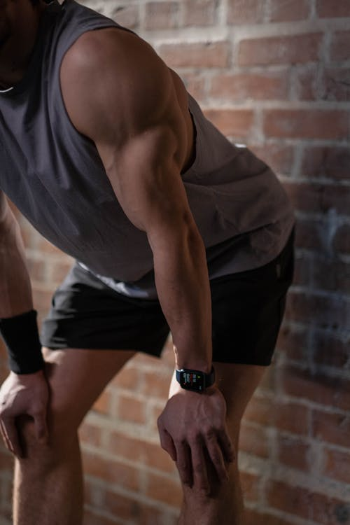 activewear, adam, atlet içeren Ücretsiz stok fotoğraf