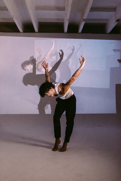 Gratis stockfoto met artiest, ballet, ballet studio