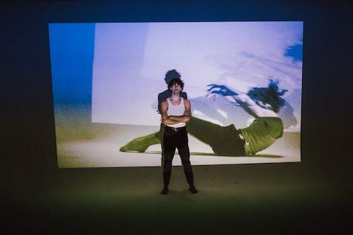 Foto profissional grátis de adulto, arte, arte de dança