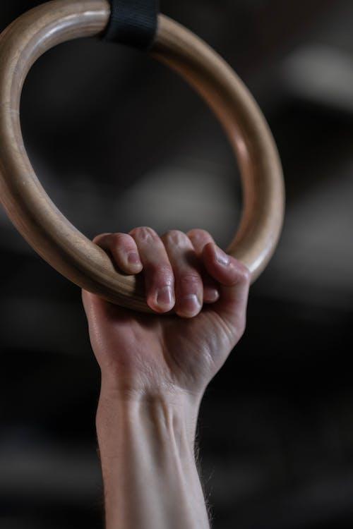 Darmowe zdjęcie z galerii z gimnastyka, głębia pola, palce
