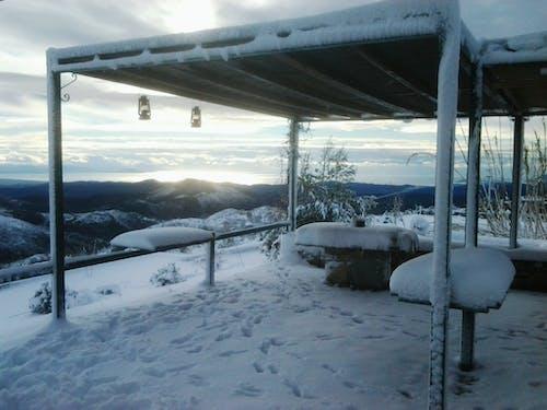 Photos gratuites de ciel, froid, montagne, neige