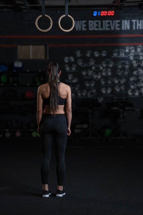 Kostnadsfri bild av active, atletisk, crossfit
