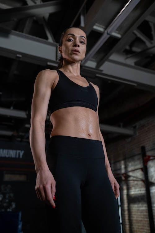 ABS, 低角度拍摄, 健身 的 免费素材图片
