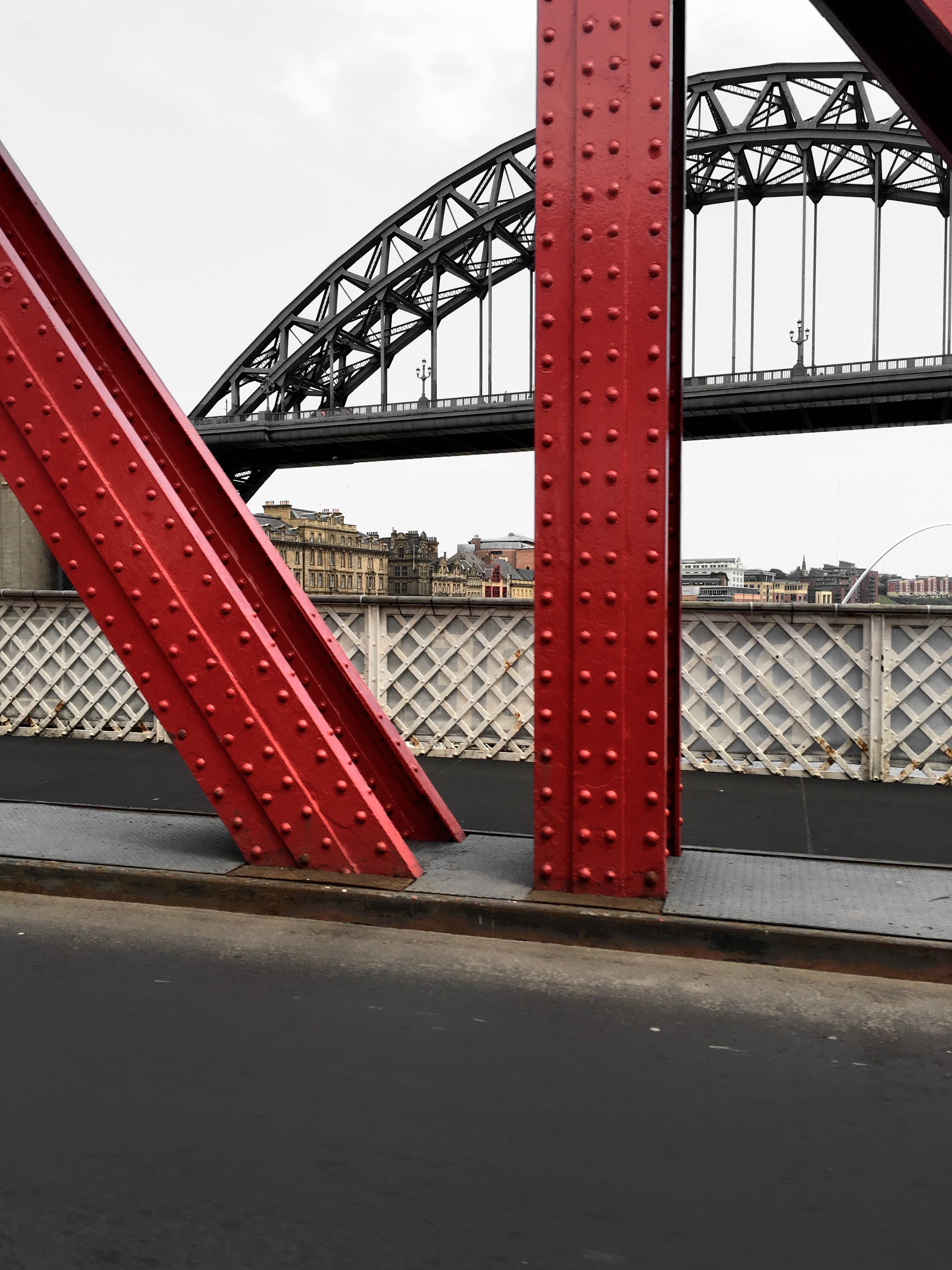 Free stock photo of bridge, Gateshead, newcastle, Newcastle upon tyne