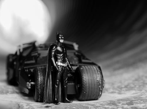 Free stock photo of batman, batmobile, Dark Knight, dc comics