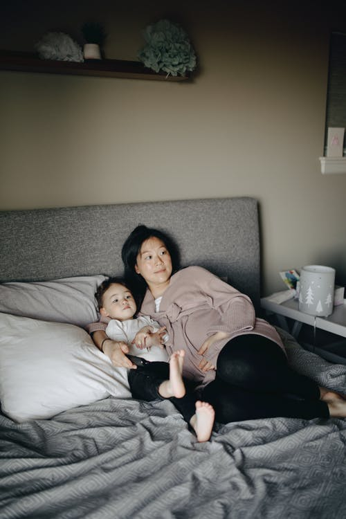 Gratis stockfoto met affectie, Aziatisch, baby