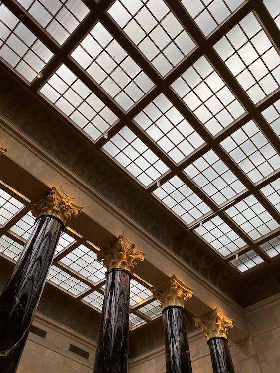 Gratis stockfoto met aantrekken, Amerika, architectuur
