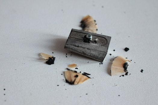 Free stock photo of gray, sharpener, pencil sharpener