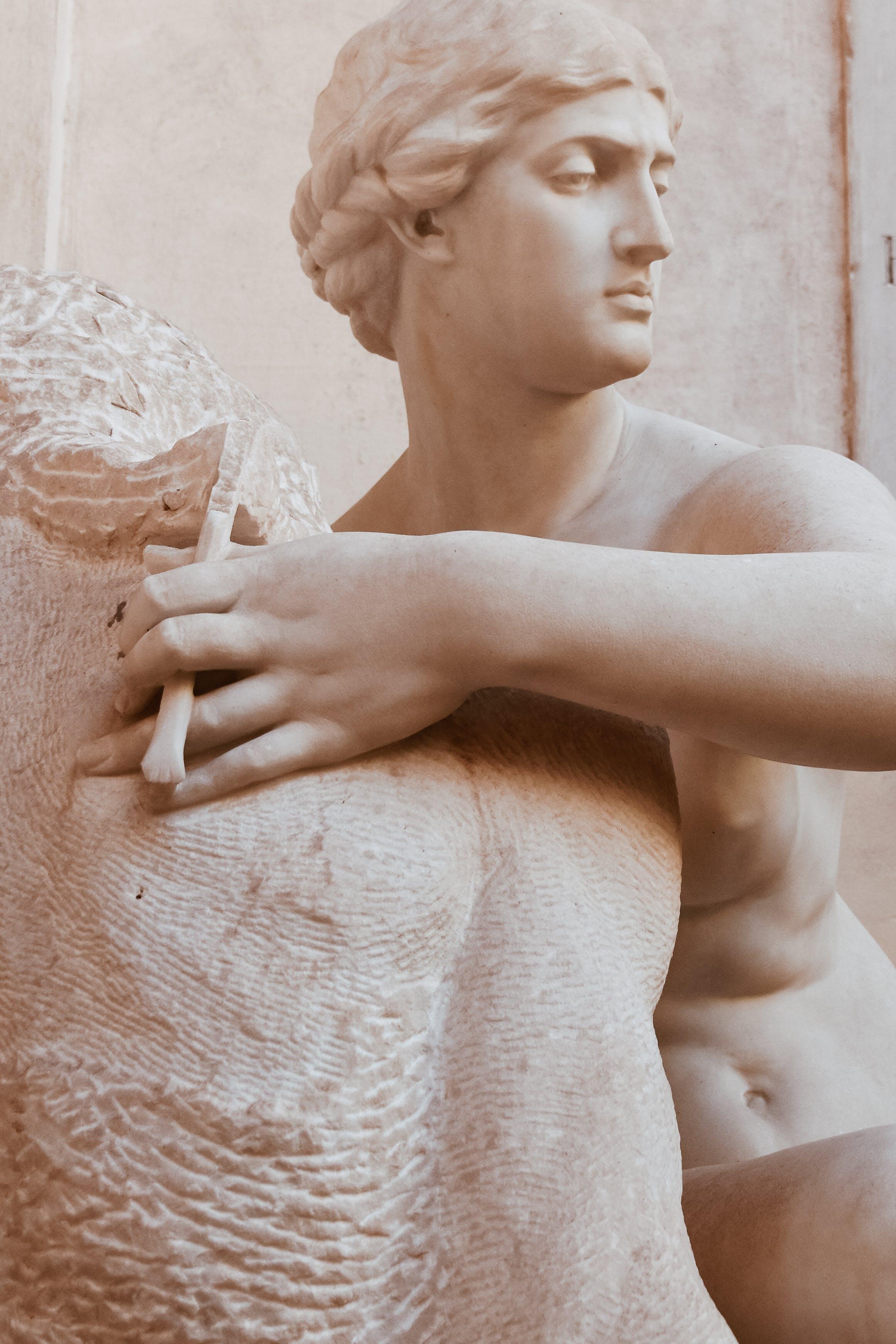 Foto d'estoc gratuïta de arquitectura, art, escultura, estàtua