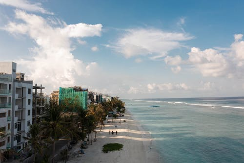 Free stock photo of architecture, beach, exotic