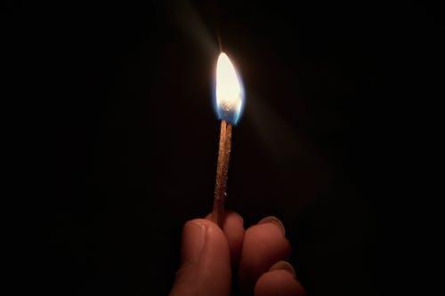 Gratis stockfoto met brand, donker, duisternis, fel
