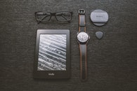wristwatch, technology, tablet