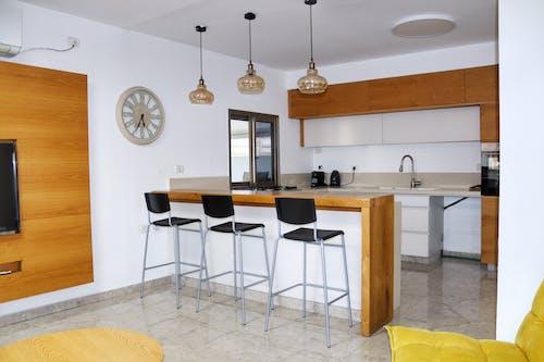 Interior Design of a Modern Kitchen