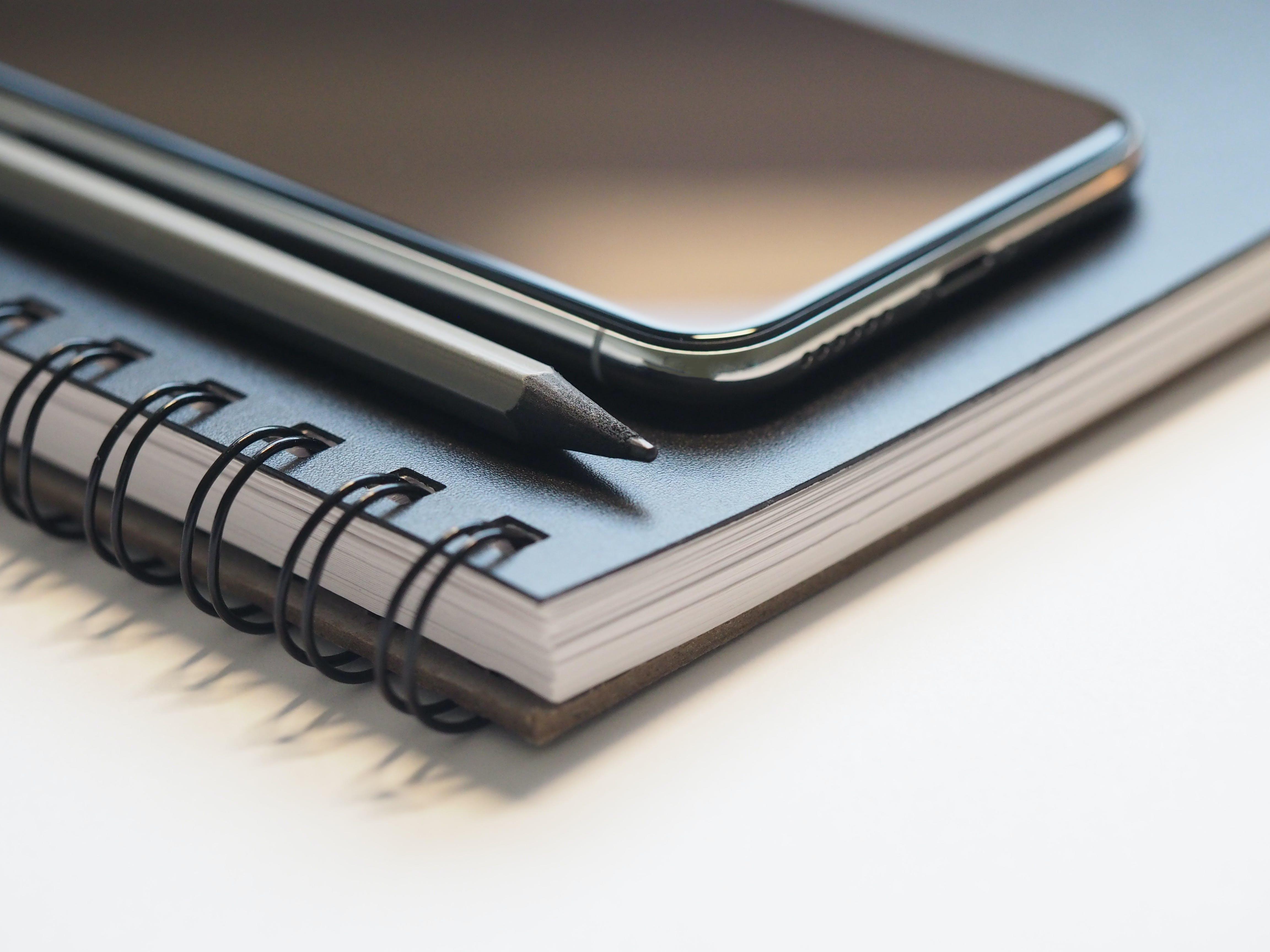 badania, biurko, blog