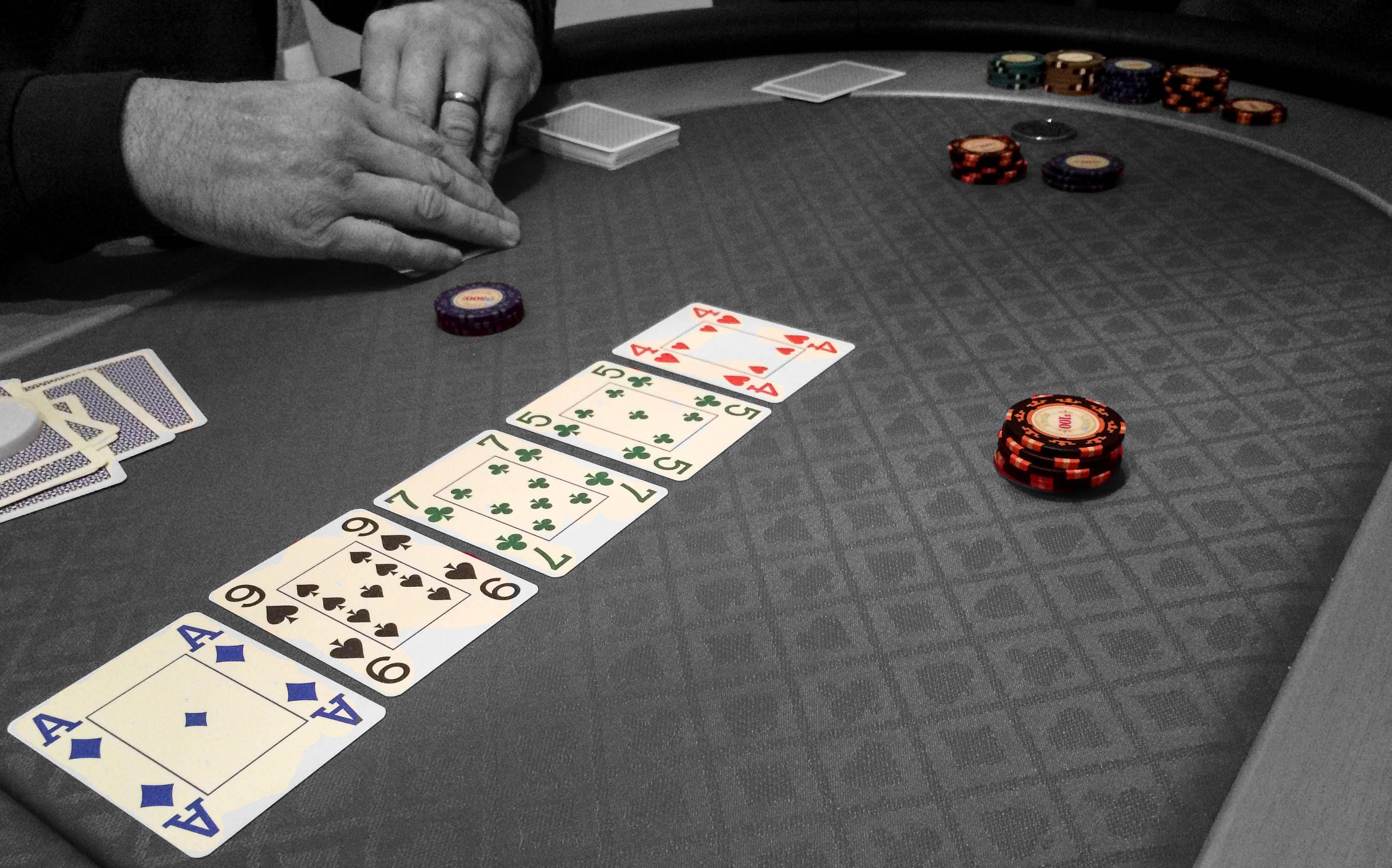 Pokerkoffer 500